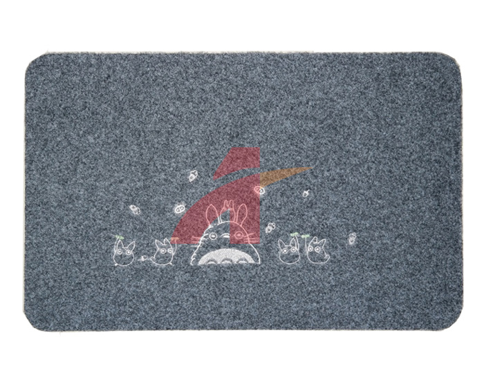 Embroided TPR Door Mat